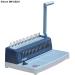 Máy đóng sách gáy nhựa Silicon BM-CB221